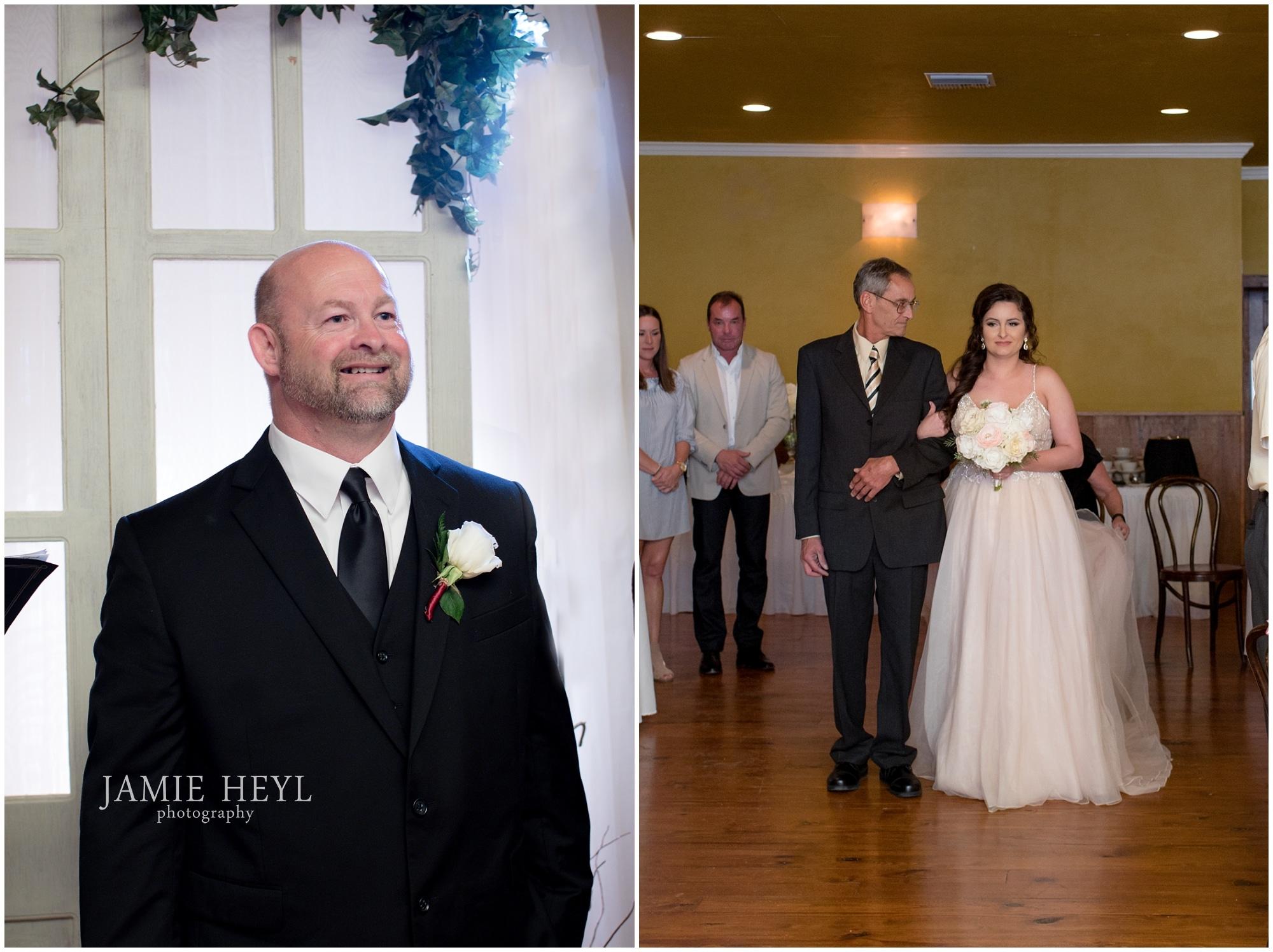River Room Cafe JoJo's Wedding