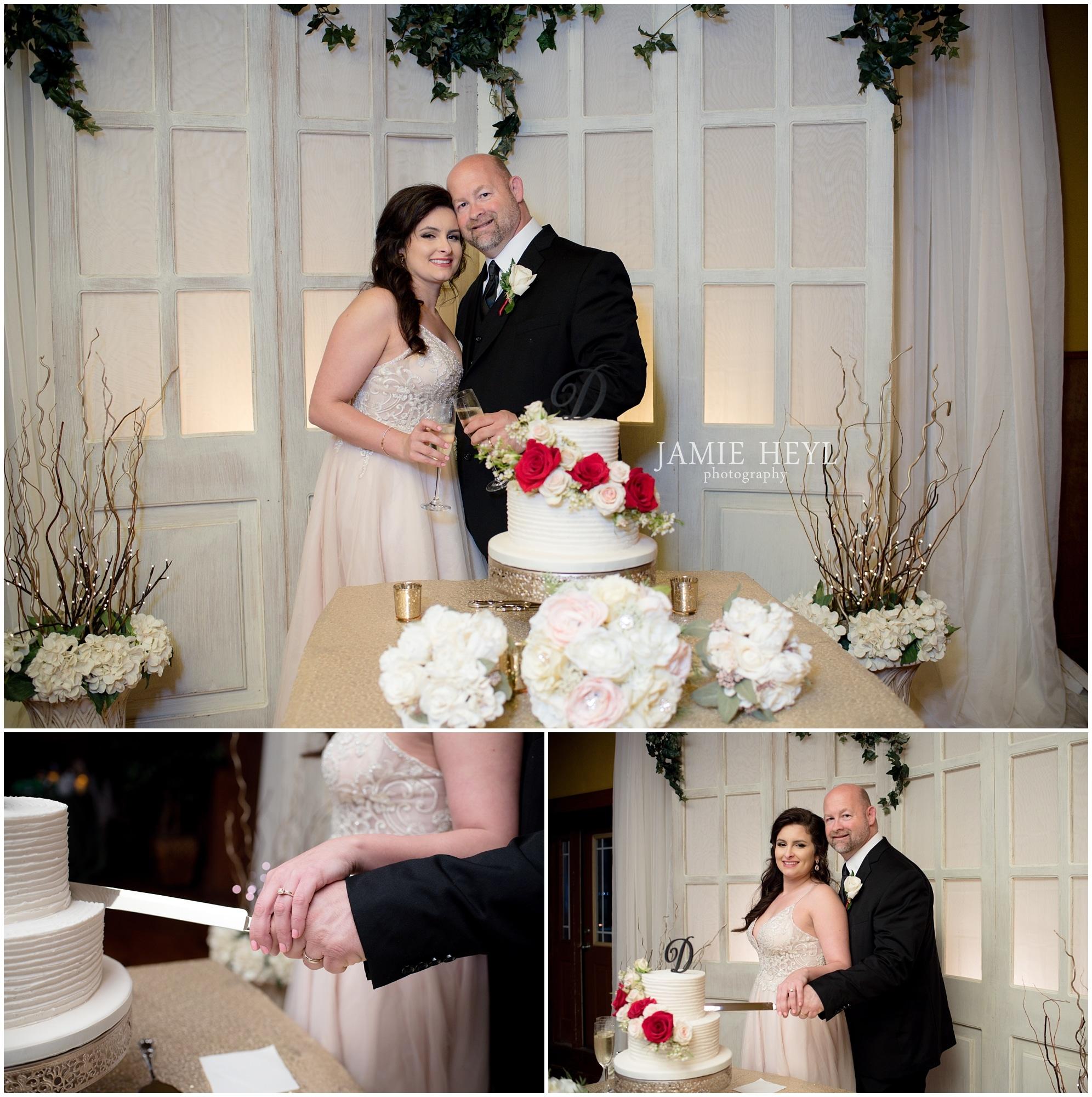 Morgan City River Room wedding