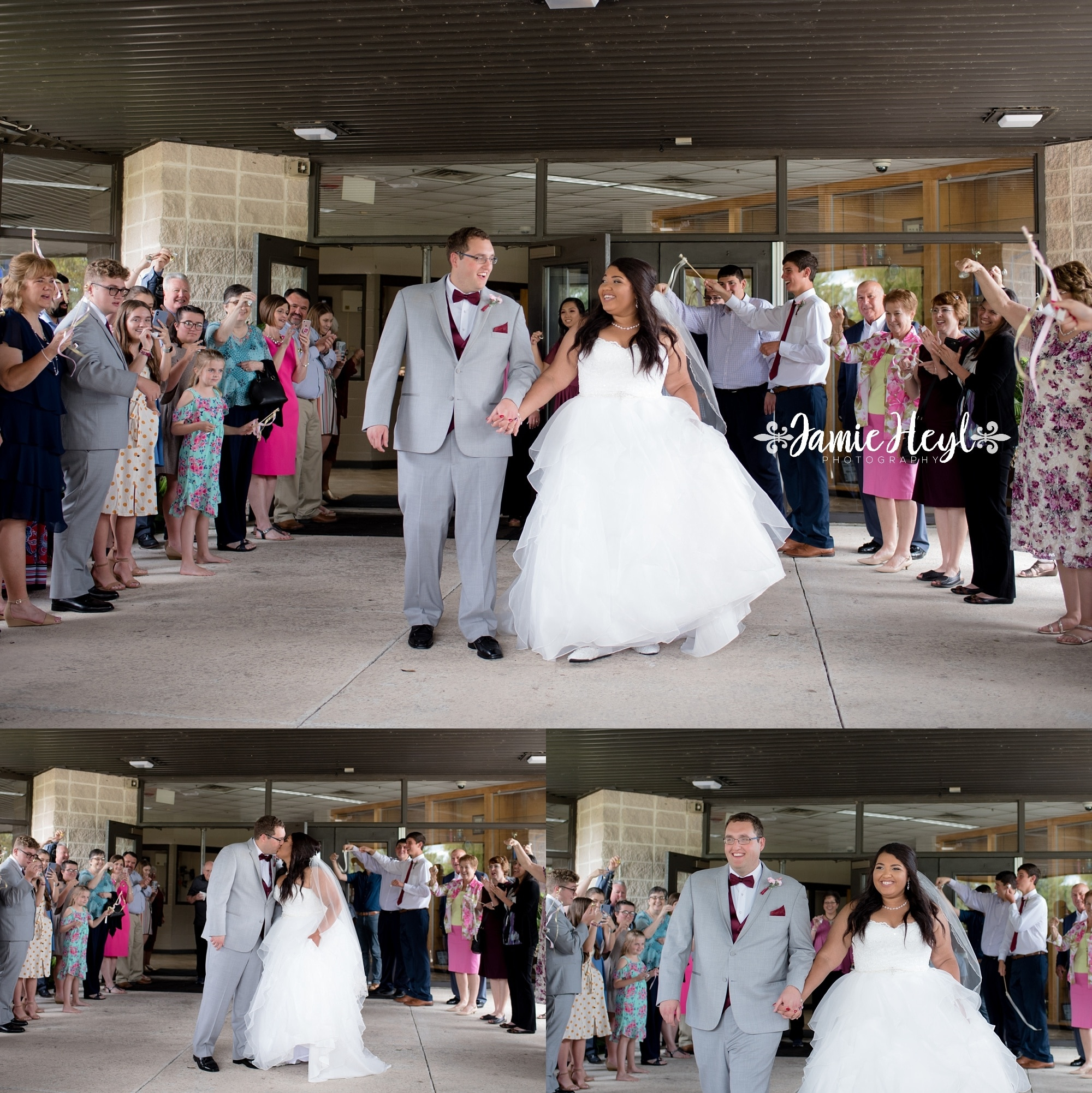 Wedding Pictures at Patterson Civic Center