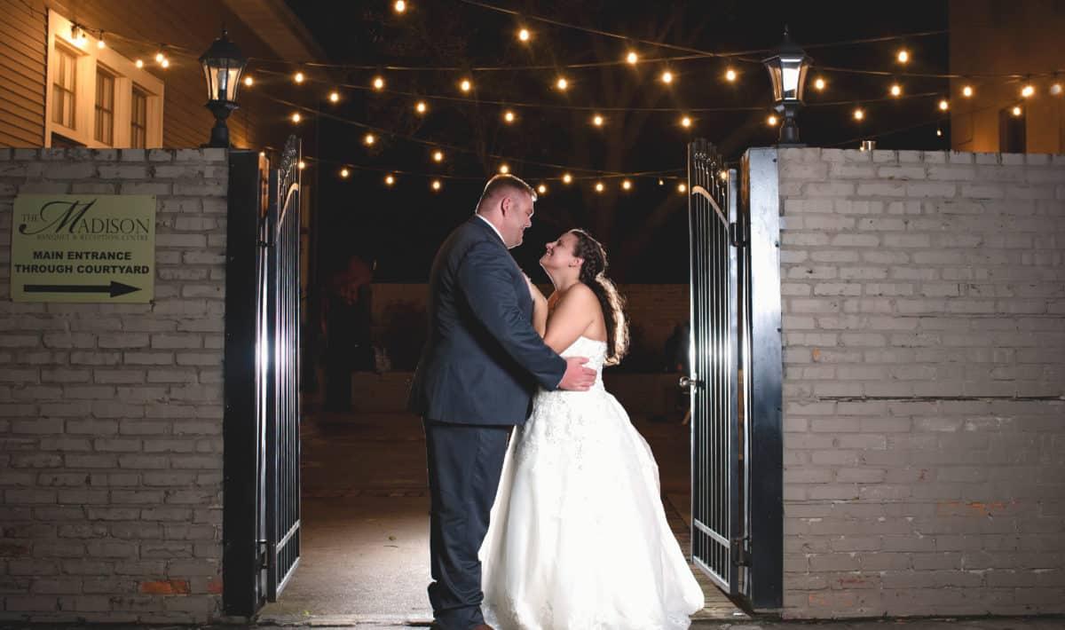 Wedding at The Madison Broussard